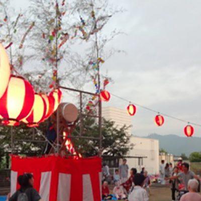 初・夏祭り開催!!