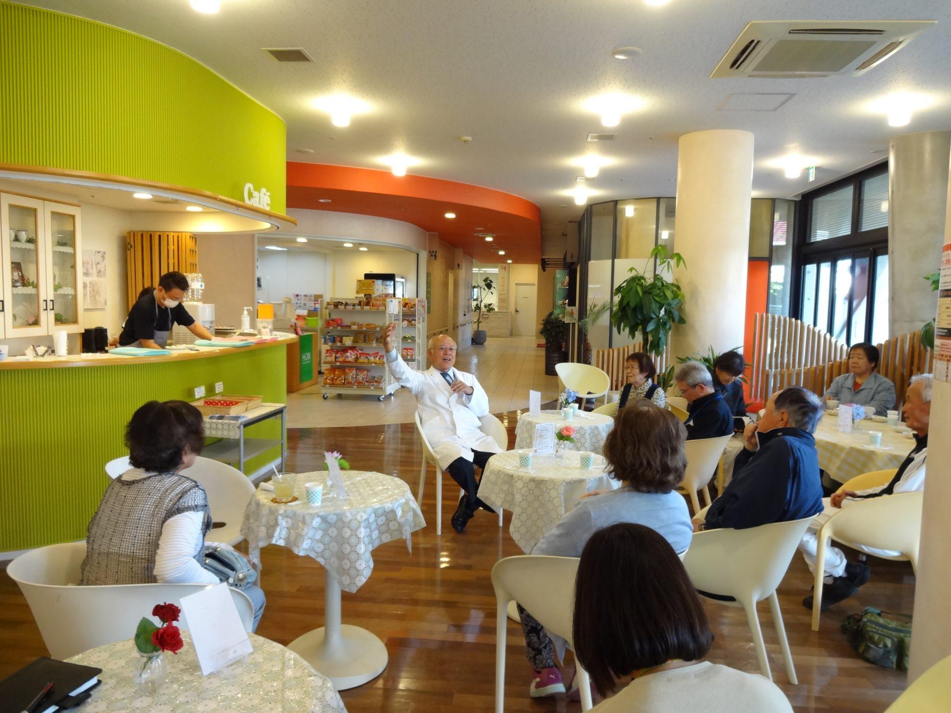 認知症カフェ「ひととき」 『堀口教室』開催