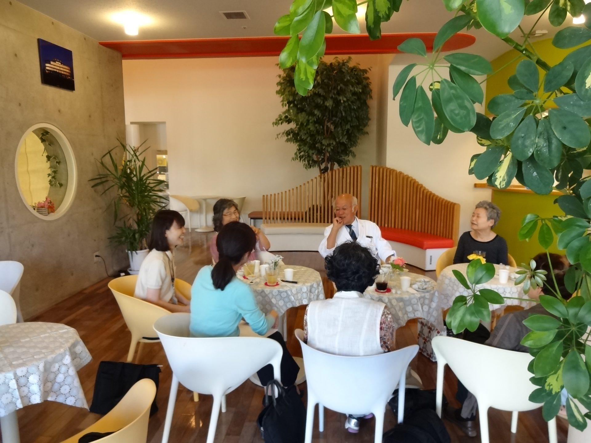 認知症カフェ「ひととき」 6月『堀口教室』開催