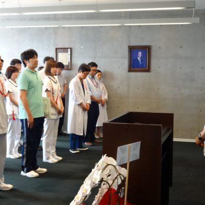 令和元年7月1日 開院51周年 設立記念日