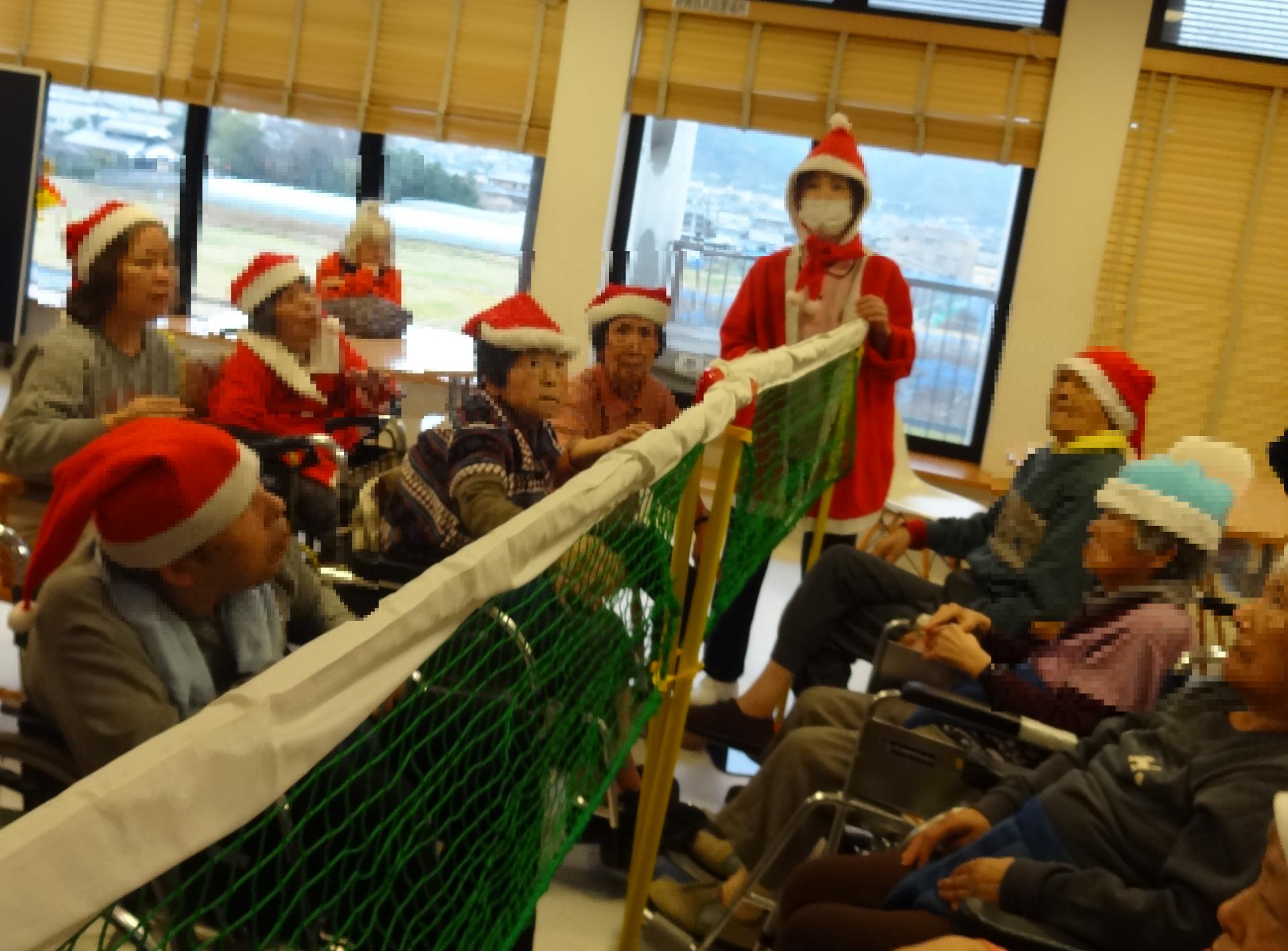 ひまわり病棟 クリスマス会